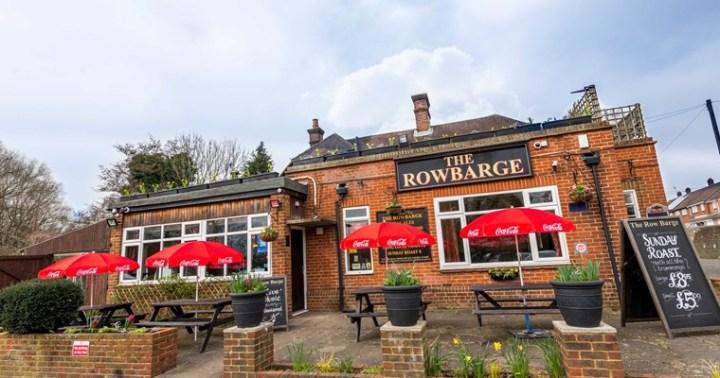 rowbarge